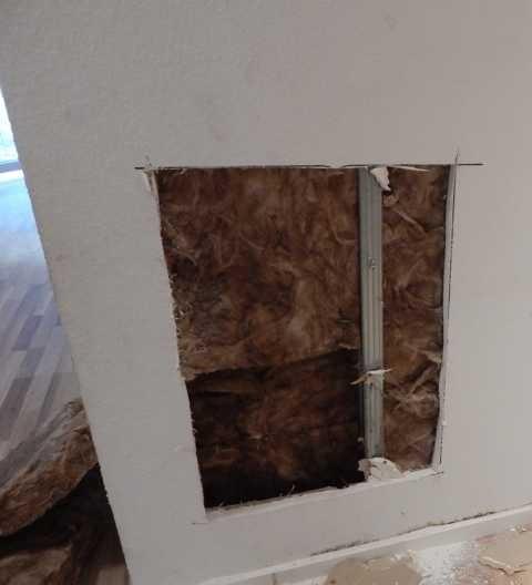 Trockenbauwände und Probleme mit Elektrosmog und Schimmel